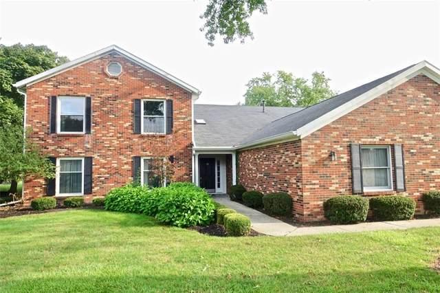 4501 N Wheeling Avenue 8B-202, Muncie, IN 47304 (MLS #21749399) :: Corbett & Company