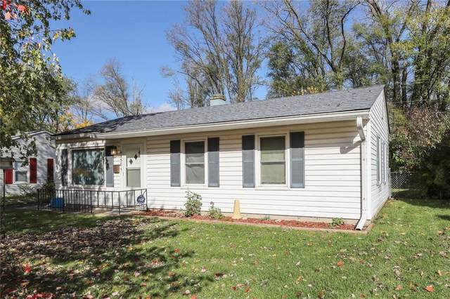 4458 W 36th Street, Indianapolis, IN 46222 (MLS #21749405) :: RE/MAX Legacy