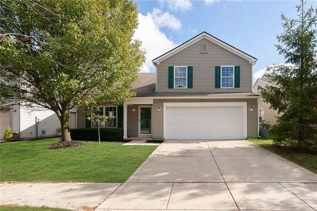 12368 Deerview Drive, Noblesville, IN 46060 (MLS #21749407) :: The ORR Home Selling Team