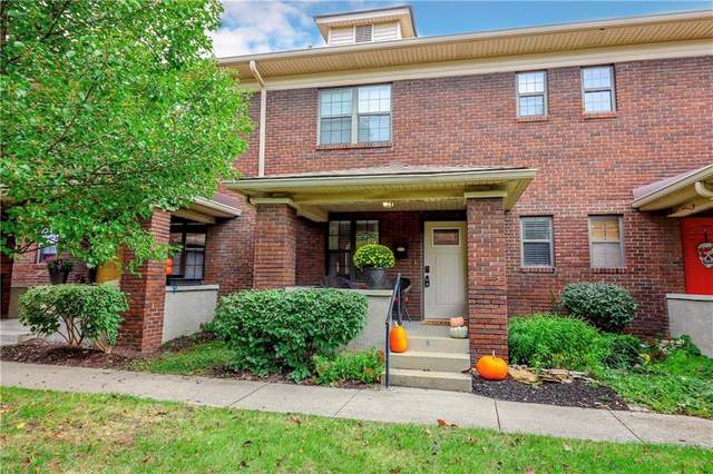 530 Sutherland Avenue 2/B, Indianapolis, IN 46205 (MLS #21749408) :: Realty ONE Group Dream