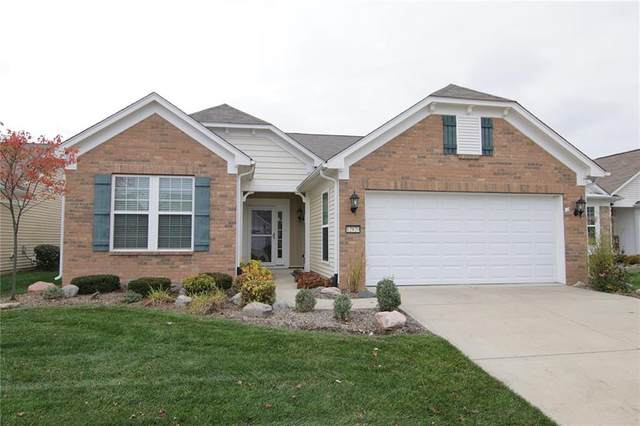 12820 Mondavi Drive, Fishers, IN 46037 (MLS #21749412) :: AR/haus Group Realty