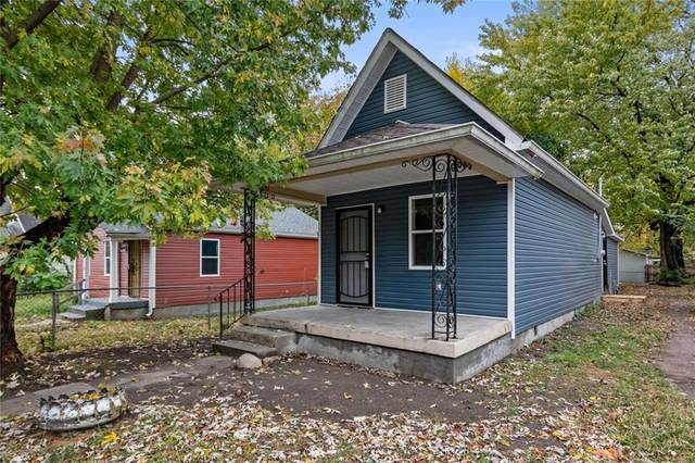 2518 N Harding Street, Indianapolis, IN 46208 (MLS #21749413) :: Mike Price Realty Team - RE/MAX Centerstone