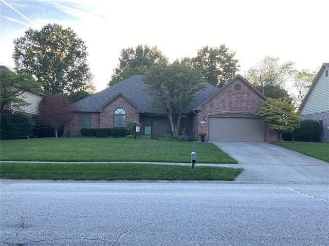 9548 Pinecreek Drive, Indianapolis, IN 46256 (MLS #21749416) :: Mike Price Realty Team - RE/MAX Centerstone