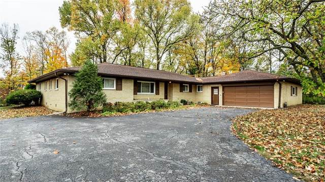 6041 E 56th Street, Indianapolis, IN 46226 (MLS #21749425) :: The ORR Home Selling Team
