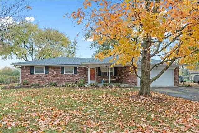 9072 Church Road, Brownsburg, IN 46112 (MLS #21749430) :: The ORR Home Selling Team