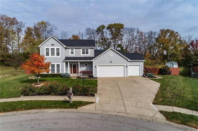 14964 Beacon Boulevard, Carmel, IN 46032 (MLS #21749432) :: The Indy Property Source