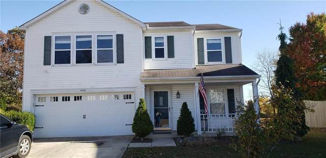 9321 Amberleigh Drive, Plainfield, IN 46168 (MLS #21749434) :: The ORR Home Selling Team