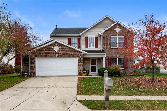 11741 Langham Crescent Court, Fishers, IN 46037 (MLS #21749448) :: The ORR Home Selling Team