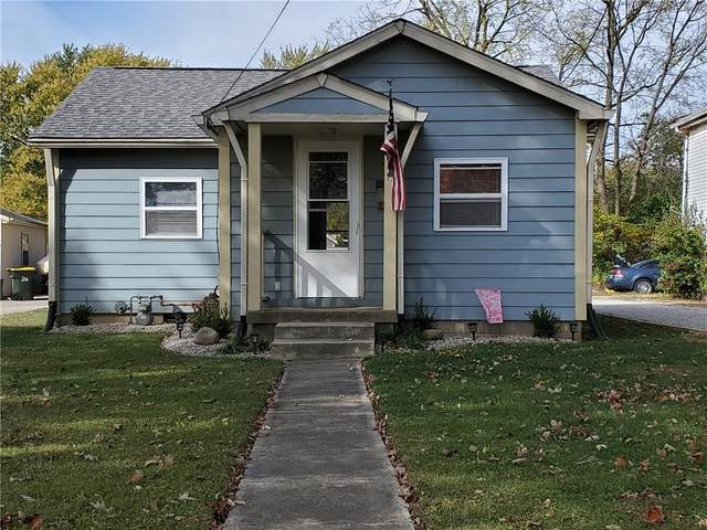 712 S State Street, Greenfield, IN 46140 (MLS #21749454) :: AR/haus Group Realty