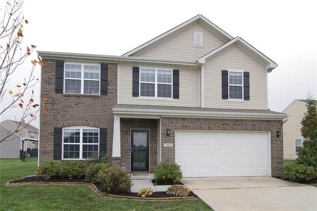7947 Bullfinch Lane, Indianapolis, IN 46239 (MLS #21749461) :: The ORR Home Selling Team