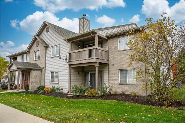 207 Keats Court #207, Carmel, IN 46032 (MLS #21749467) :: Mike Price Realty Team - RE/MAX Centerstone
