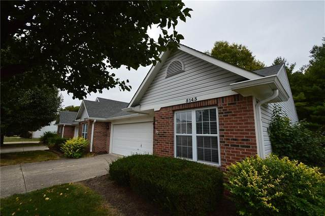5143 Ariana Court, Indianapolis, IN 46227 (MLS #21749475) :: Corbett & Company