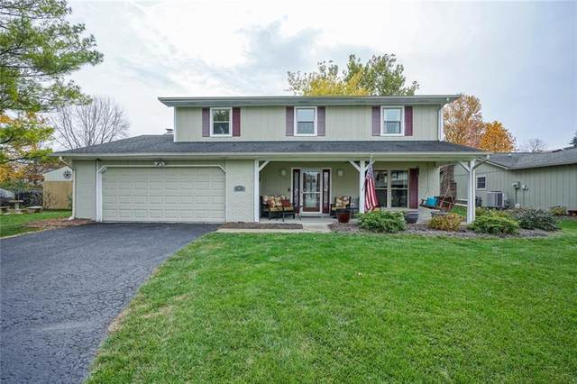 631 Colbarn Drive, Fishers, IN 46038 (MLS #21749476) :: Ferris Property Group