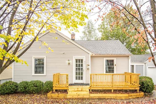 211 S Brooks Street, Columbus, IN 47201 (MLS #21749479) :: The ORR Home Selling Team