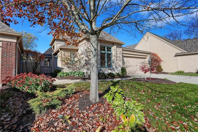 12642 Enclave Court, Carmel, IN 46032 (MLS #21749481) :: AR/haus Group Realty