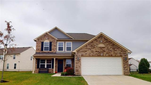 7675 Cole Wood Boulevard, Indianapolis, IN 46239 (MLS #21749498) :: The ORR Home Selling Team