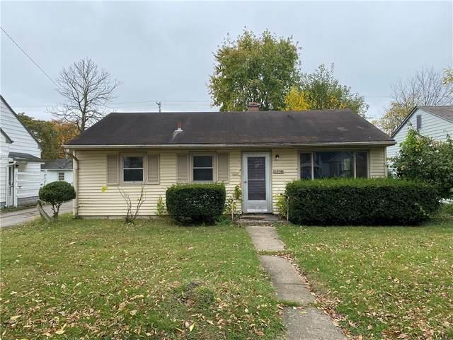 1738 Pennsylvania Street, Columbus, IN 47201 (MLS #21749499) :: Heard Real Estate Team | eXp Realty, LLC