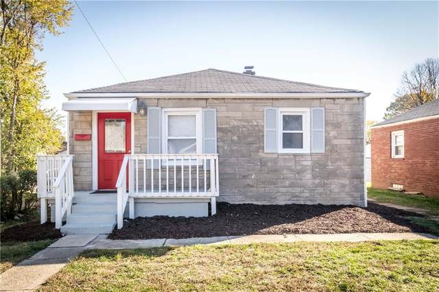 1829 King Avenue, Indianapolis, IN 46222 (MLS #21749504) :: The ORR Home Selling Team