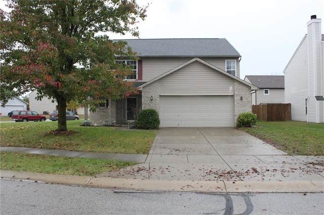 4070 Ash Lawn Road, Indianapolis, IN 46234 (MLS #21749512) :: The Indy Property Source