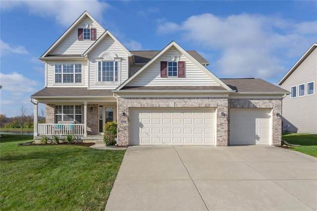 1332 Gleneagle Drive, Indianapolis, IN 46239 (MLS #21749519) :: AR/haus Group Realty