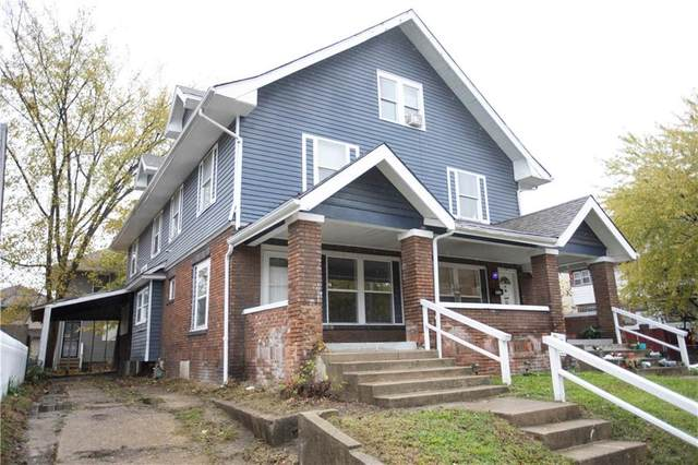 3046-48 N College Avenue, Indianapolis, IN 46205 (MLS #21749532) :: The ORR Home Selling Team