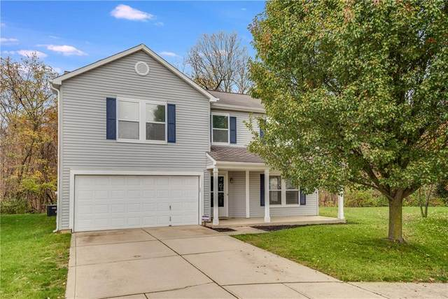 696 Thornwood Court, Avon, IN 46123 (MLS #21749533) :: The ORR Home Selling Team