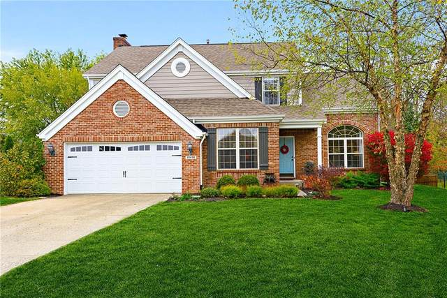 10418 Packard Drive, Fishers, IN 46037 (MLS #21749535) :: AR/haus Group Realty
