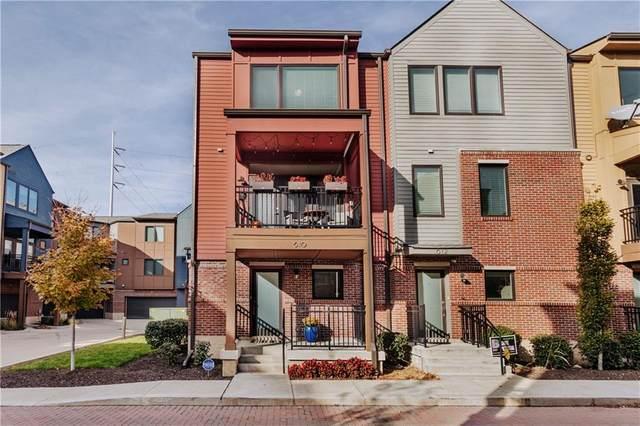 610 Pomeroy Street, Indianapolis, IN 46202 (MLS #21749536) :: Richwine Elite Group