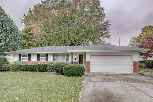 308 S School Street, Brownsburg, IN 46112 (MLS #21749548) :: The Indy Property Source