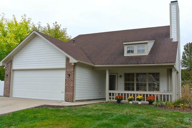 7615 Monterey Circle, Avon, IN 46123 (MLS #21749556) :: The Indy Property Source