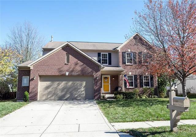 11989 Stanley Terrace, Fishers, IN 46037 (MLS #21749557) :: The ORR Home Selling Team