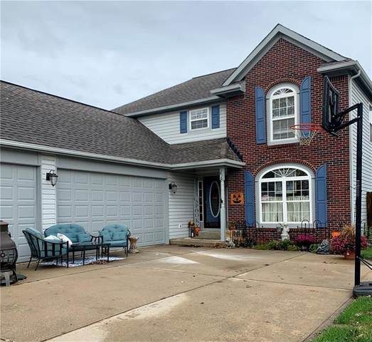 1610 Eastfork Drive, Brownsburg, IN 46112 (MLS #21749566) :: The Indy Property Source