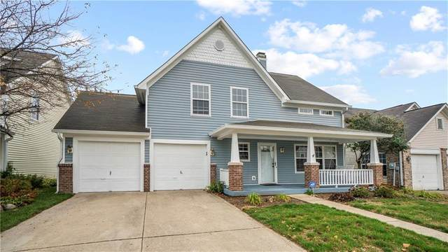 5046 Bird Branch Drive, Indianapolis, IN 46268 (MLS #21749570) :: Heard Real Estate Team | eXp Realty, LLC