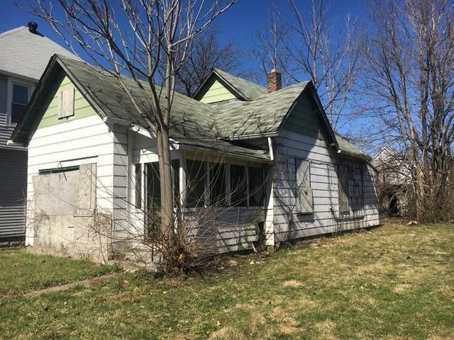 1058 W Roache Street, Indianapolis, IN 46208 (MLS #21749596) :: Ferris Property Group