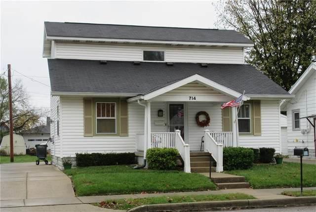 714 N East Street #0, Greenfield, IN 46140 (MLS #21749601) :: RE/MAX Legacy