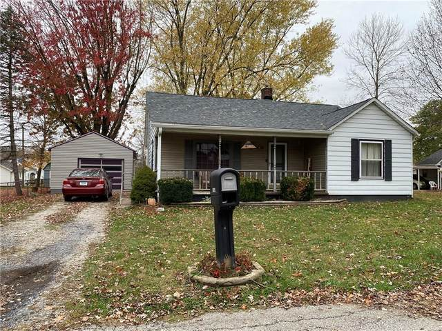 505 List Street, Crawfordsville, IN 47933 (MLS #21749615) :: The Indy Property Source