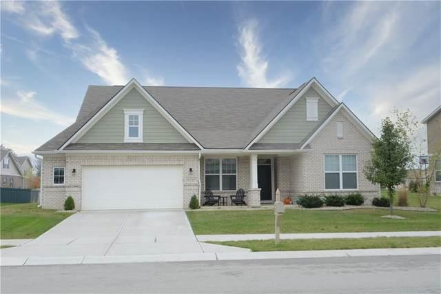 5593 W Port Drive, Mccordsville, IN 46055 (MLS #21749633) :: Ferris Property Group