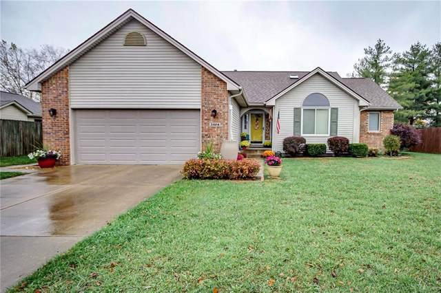 3424 Richland Drive, Columbus, IN 47203 (MLS #21749656) :: Heard Real Estate Team | eXp Realty, LLC