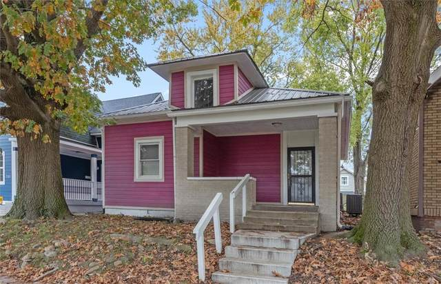 734 Parkway Avenue, Indianapolis, IN 46203 (MLS #21749657) :: Heard Real Estate Team | eXp Realty, LLC