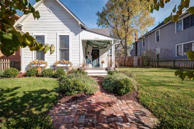 1461 N New Jersey Street, Indianapolis, IN 46202 (MLS #21749658) :: Realty ONE Group Dream