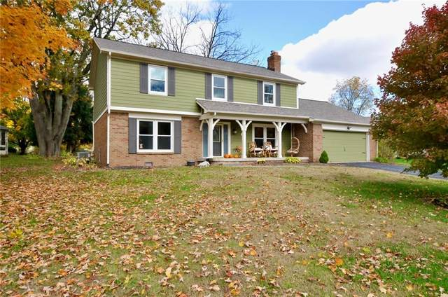 277 Coventry Way, Noblesville, IN 46062 (MLS #21749670) :: The ORR Home Selling Team
