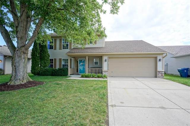 12939 Shandon Lane, Fishers, IN 46038 (MLS #21749671) :: The Indy Property Source