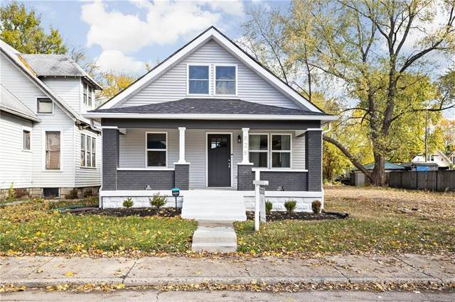 825 N Parker Avenue, Indianapolis, IN 46201 (MLS #21749675) :: Heard Real Estate Team | eXp Realty, LLC