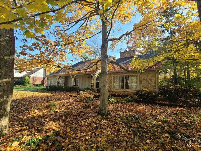 11201 E Lakeshore Drive E, Carmel, IN 46033 (MLS #21749684) :: The Indy Property Source