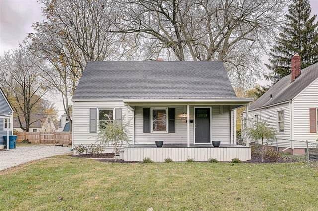 4556 Ralston Avenue, Indianapolis, IN 46205 (MLS #21749688) :: The ORR Home Selling Team