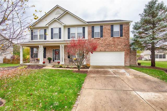 6955 Trailside Drive, Avon, IN 46123 (MLS #21749691) :: Heard Real Estate Team | eXp Realty, LLC