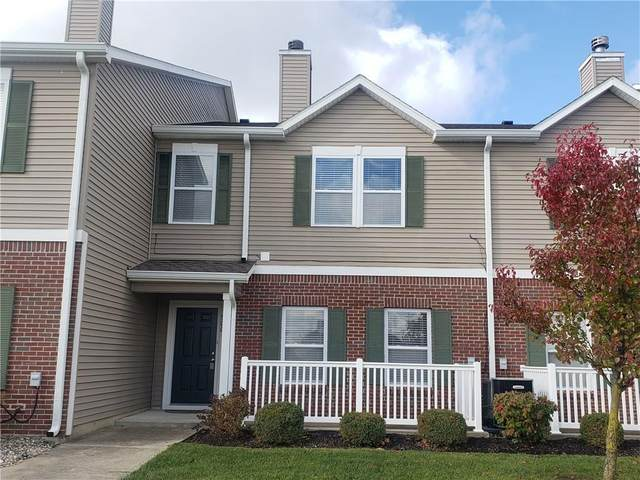 13415 White Granite Drive #900, Fishers, IN 46038 (MLS #21749703) :: The Indy Property Source
