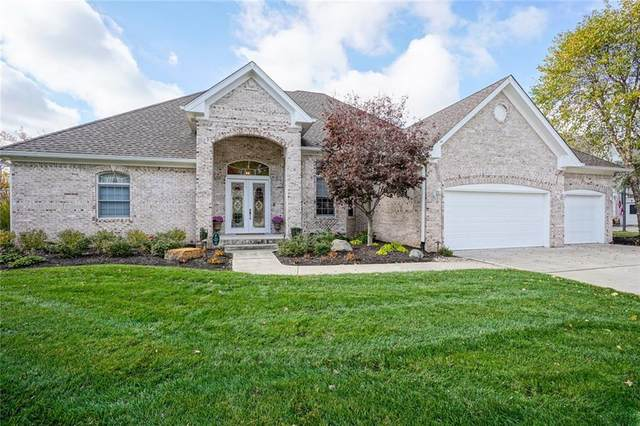 2464 Forest Hills, Greenwood, IN 46143 (MLS #21749705) :: Heard Real Estate Team   eXp Realty, LLC