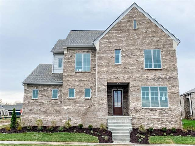 1586 Cantata Lane, Westfield, IN 46074 (MLS #21749710) :: The Evelo Team
