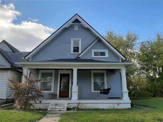 2118 Singleton Street, Indianapolis, IN 46203 (MLS #21749712) :: Anthony Robinson & AMR Real Estate Group LLC